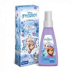 COLONIA INFANTIL FROZEN 100ML BARUEL