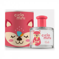 PERFUME INFANTIL RAPOSETE 100ML MINI CICLO