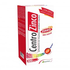 CENTROZINCO LIQUIDO 500ML
