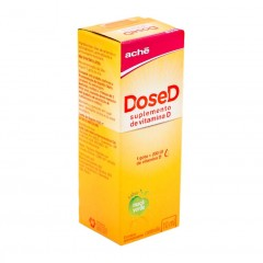 SUPLEMENTO DE VITAMINA D DOSED 10ML