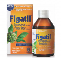 FIGATIL SOLUÇAO ORAL 150ML