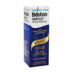 SOLUÇAO MULTIAÇAO BOSTON SIMPLUS 120 ML