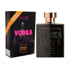 PERFUME FEMININO VODKA LOVE EDT 100ML