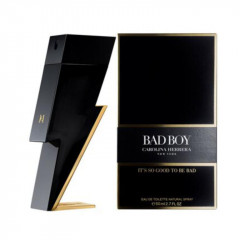 PERFUME MASCULINO BAD BOY 50ML CAROLINA HERRERA