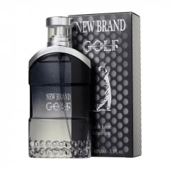 PERFUME MASCULINO GOLF BLACK EDT 100ML NEW BRAND